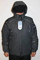 Лижна куртка Зимняя мужская лыжная куртка Walkhard Лижний костюм Горнолыжная куртка мужская Розмір XL (52)