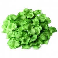 Лепестки роз Зеленые