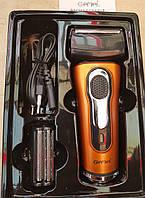 Электробритва сеточная с триммером Gemei GM-7110 (аккумуляторная)