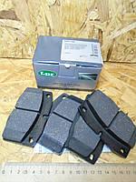 Тормозные колодки передние Opel Kadett, Nexia, Vectra LPR