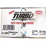 Жвачка Turbo Original 300шт. 1350g, фото 10