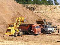 Песок Одесса, песок вознесенский, песок беляевский (сеяный, не сеяный), отсев, щебень, глина