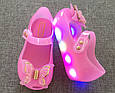 Лед туфли, босоножки детские ,доставка из Китая., фото 3