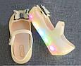 Лед туфли, босоножки детские ,доставка из Китая., фото 6