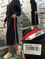 Спортивный костюм с юбкой Speedway. Костюмы женские Speedway Jeans в Украине опт розница