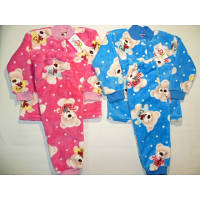 Теплая детская махровая пижама  на мальчика  30 размер. Теплая пижама, зимняя пижама, махра
