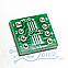 Переходник, адаптер для микросхем SO8, SOP8, MSOP8, SOIC8,TSSOP8 в DIP8, фото 3