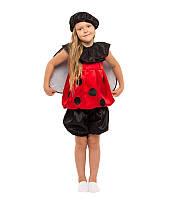 Карнавальный детский костюм божьей коровки, фото 1