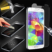 Защитное Стекло Samsung A710 (A7-2016) 3D Metal Silver