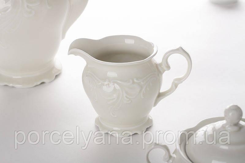 Молочник фарфоровый 300мл fryderyka