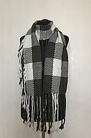 Модный теплый шарфик.