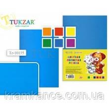 Набор цветной пористой резины TUKZAR TZ-10135 2мм 6 листов 6 цветов
