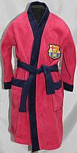 Халат детский FC Barcelona