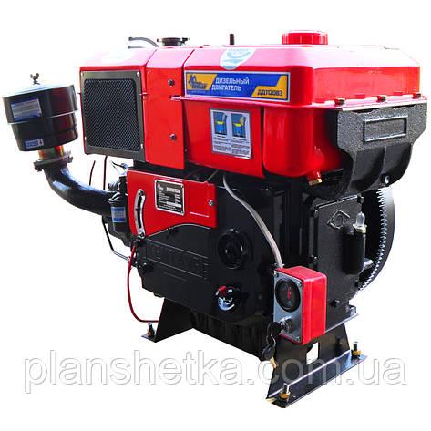 Двигатель дизельный Кентавр ДД1120ВЭ (26 л.с., дизель, электростартер), фото 2