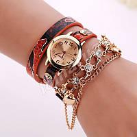 Эксклюзивные женские часы-браслет Orange