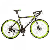 Велосипед 28д. E51ROAD 700C-2 алюм.рама 51см