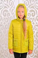 Куртки весна осень для девочек