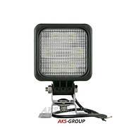 Светодиодная фара рабочего света 100x100 Wesem LED1.46820 1500 lm 12/24V без ручки