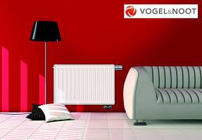Радиаторы Vogel&Noot: Нижнее подключение