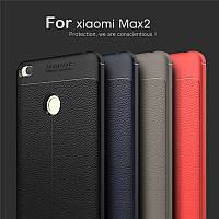 TPU чехол накладка Tiger для Xiaomi Mi Max 2 (4 цвета)