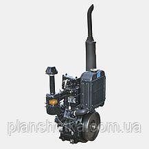 Двигатель дизельный Кентавр DL 190-12 (12 л.с., дизель), фото 2