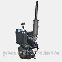 Двигатель дизельный Кентавр DL 190-12 (12 л.с., дизель), фото 3