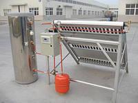 Активный солнечный водонагреватель с закрытым контуром IS SPB