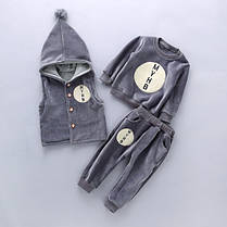Детский костюм теплый MYHB, фото 2