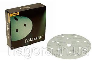 MIRKA POLARSTAR 150мм  15 отв (на липучке) Р1500