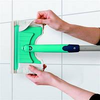Щетка для плитки в ванной Leifheit Flexi Pad, фото 1