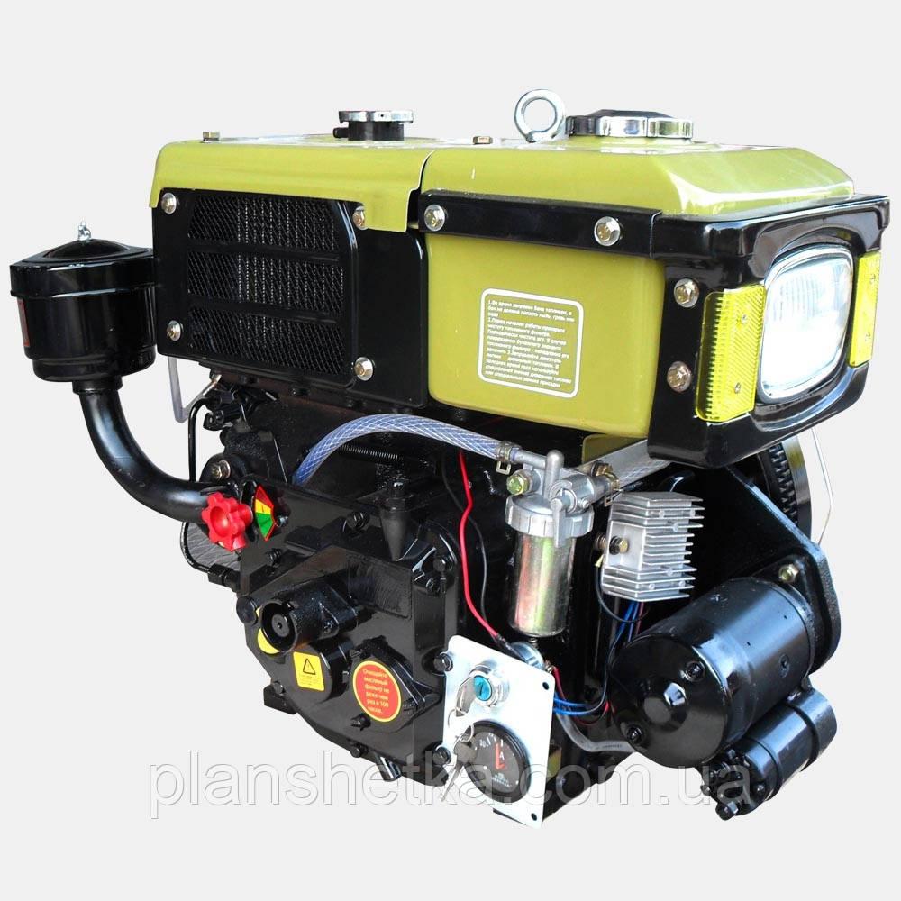 Двигатель дизельный Кентавр ДД180 ВЭ (8л.с., дизель, электростартер)