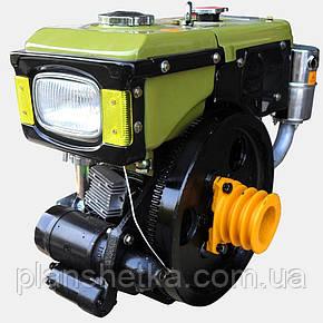 Двигатель дизельный Кентавр ДД180 ВЭ (8л.с., дизель, электростартер), фото 2