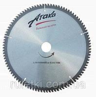 Пильный диск по алюминию 355*100*25,4 стандарт и (с отрицательным углом наклона)