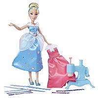 Кукла Золушка принцесса Студия дизайна Дисней Disney Princess Cinderella's  Design  B6908 уценка