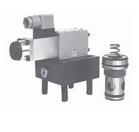 Встраиваемый клапан типа UZRS25X Ponar
