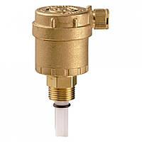 """Автоматический воздухоотводный клапан с обратным клапаном 1/2"""" Giacomini R88IY002"""