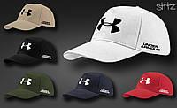 Стильная бейсболка кепка Under Armour, 5 цветов