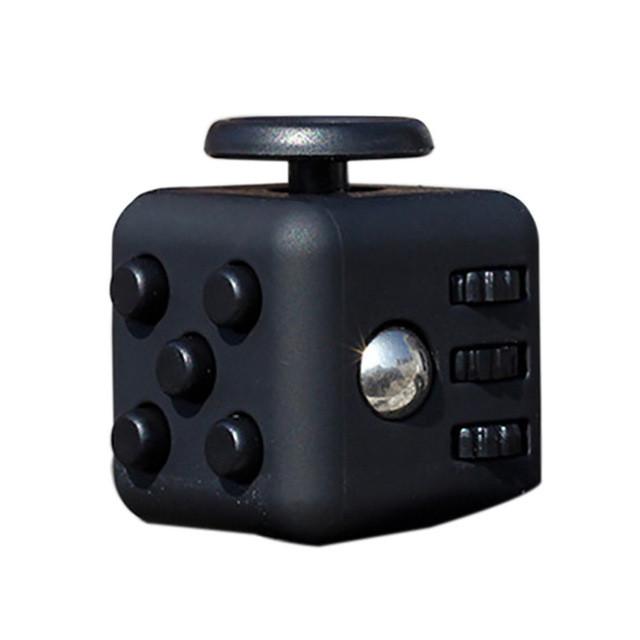 Куб антистресс: фиджет игрушка против стресса figet toys!
