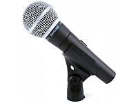 Микрофон SHURE SM58SE