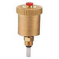 """Автоматический воздухоотводный клапан с запорным клапаном 1/2"""" Giacomini R99IY003"""