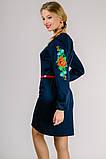 Платье вышиванка Калина (с длинным рукавом), фото 4