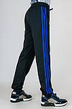 Спортивные штаны подростковые с лампасами, фото 3