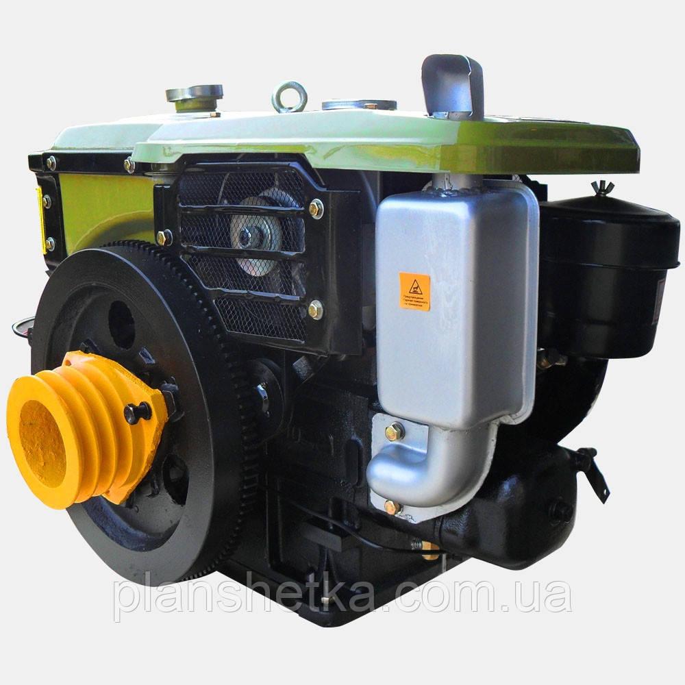 Двигатель дизельный Кентавр ДД 190 ВЭ (10,5 л.с., дизель, электростартер)