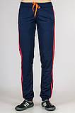 Женские спортивные брюки Classic (темно-синие), фото 2