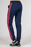Женские спортивные брюки Classic (темно-синие), фото 3