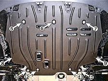 Защита двигателя Volkswagen Touran (с 2003--) Полигон-Авто