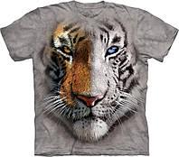 3D футболка мужская The Mountain р.M 50-52 RU футболки 3д (Большой Тигр)