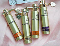 Вода парфюмированная унисекс Montale Mukhallat, 20мл