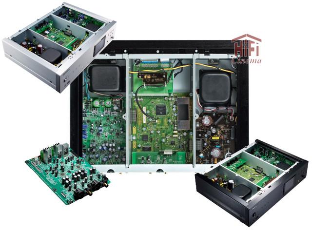 Сетевой аудиоплеер Pioneer N-70A для Apple и Android