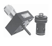 Встраиваемый клапан типа UZRS32X Ponar